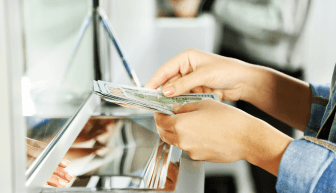 Deposit and Withdrawal Services